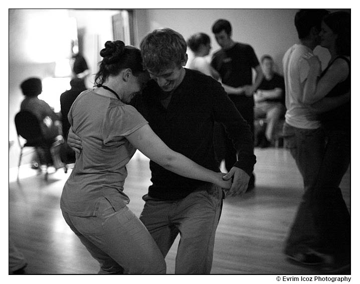 Blues Dancing Photos in Portland, Oregon
