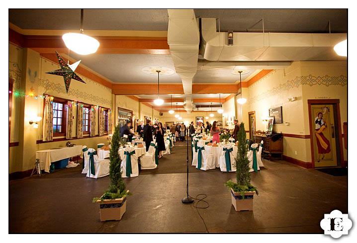 Portland McMenamins Edgefield Brewery Wedding