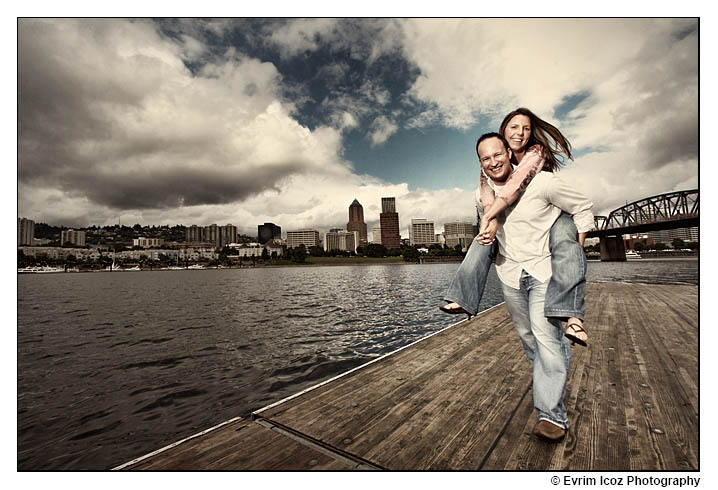 Portland Engagement Portraits and Photos