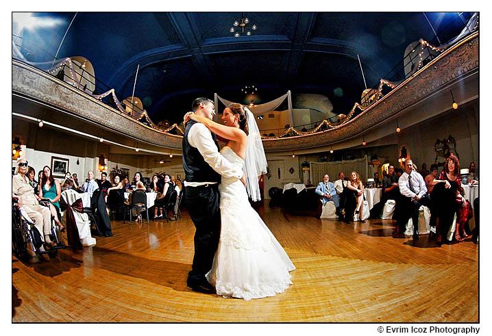 Adrianna Hill Ballroom Wedding Pictures
