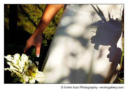 Concrete Washington Wedding Ceremony and reception