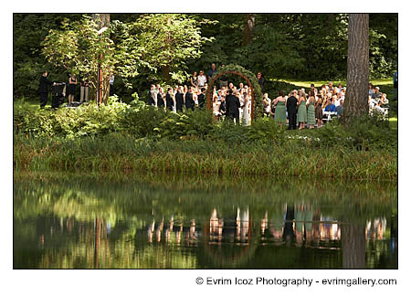 Bridal Veil Wedding at Columbia Gorge