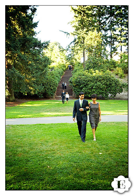 Bridgeport Brewery, Laurelhurst Park Wedding Images