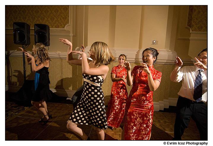 Michael Jackson Thriller Wedding Dance