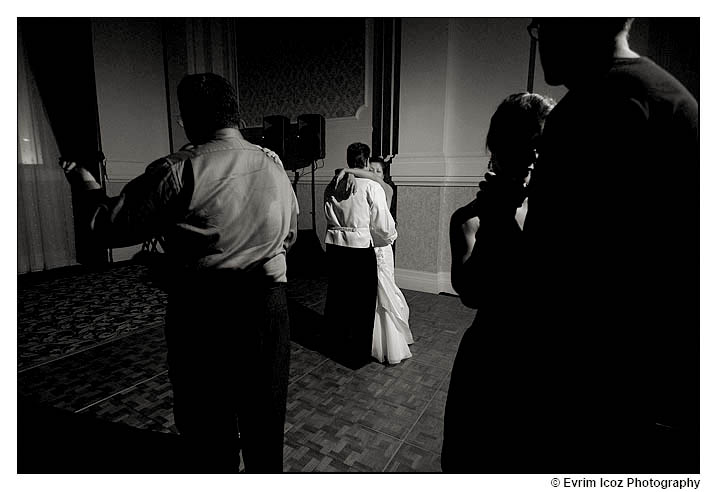 Portland Embassy Suites Wedding Reception