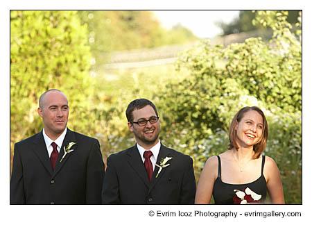 Edgefield Blackberry Hall Wedding