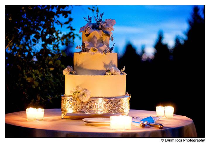 papa haydn cake portland wedding