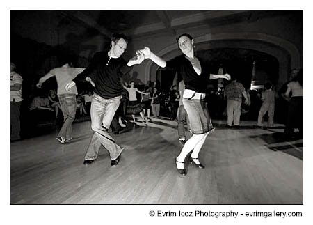 Imago Ballroom image of swing dancers