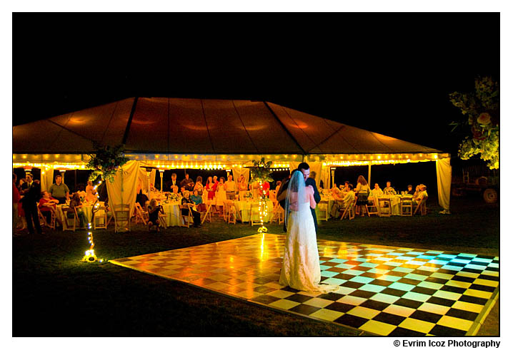 krugers farm sauve island wedding
