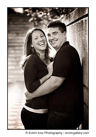 Engagement Pictures Portland Oregon Photographer