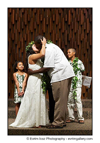 Hawaiian Wedding Photographer