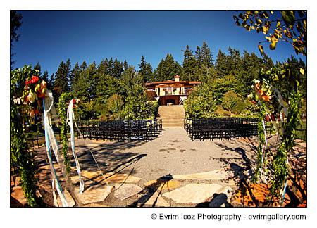 Oregon Vineyard Wedding