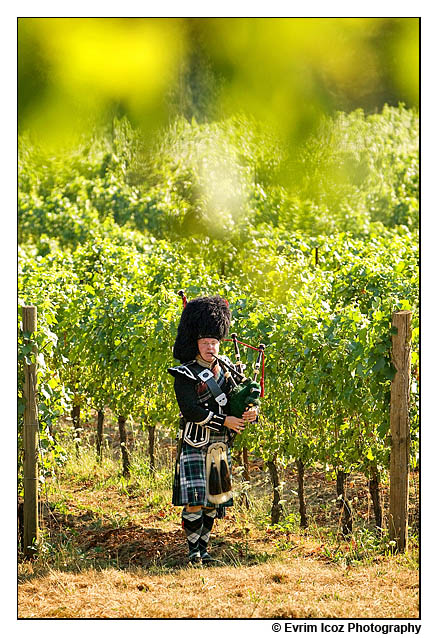 portland wedding scottish bagpipe bag pipe player
