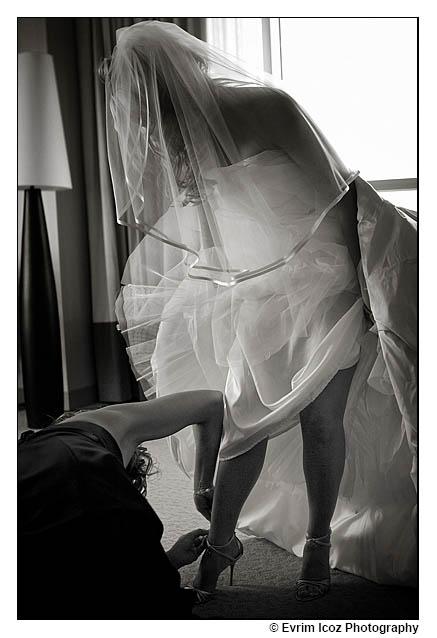 Vancouver Hilton Hotel Wedding
