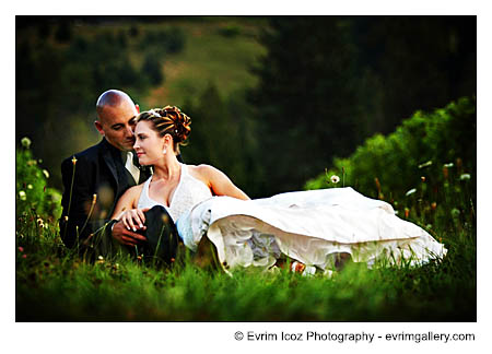 Garden Vineyard Wedding