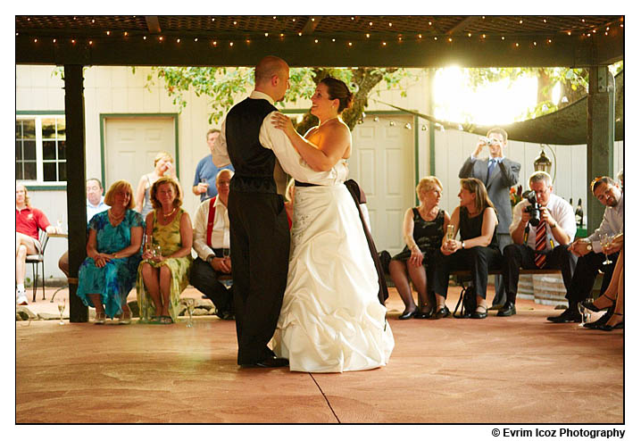 wine country farms wedding vineyard